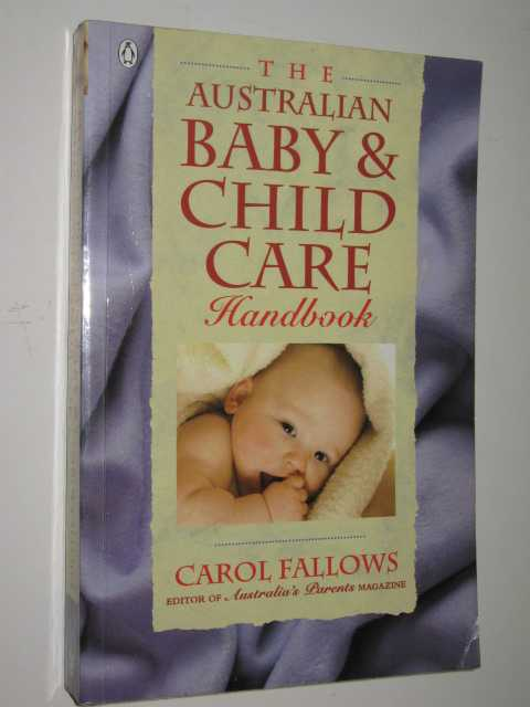 Image for The Australian Baby & Child Care Handbook