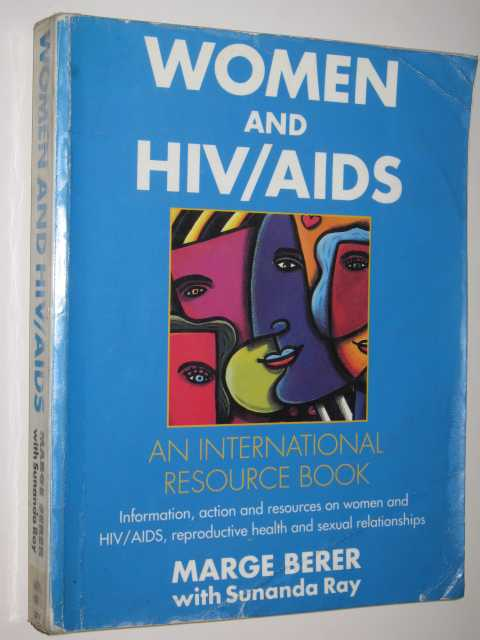 Image for Women And HIV / AIDS : An International Resource Book