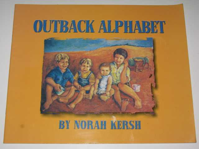 Image for Outback Alphabet