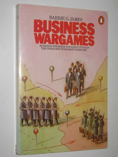 Image for Business Wargames