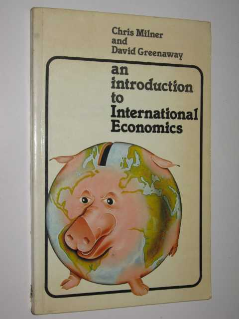 Image for An Introduction To International Economics