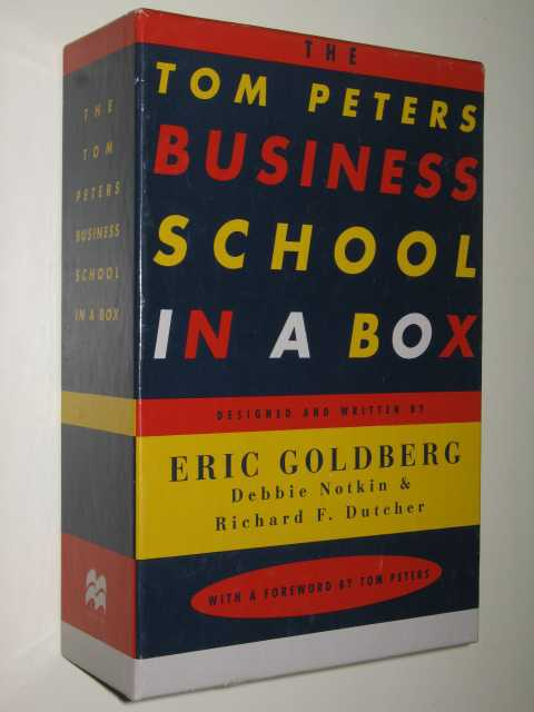 Image for The Tom Peters Business School In A Box