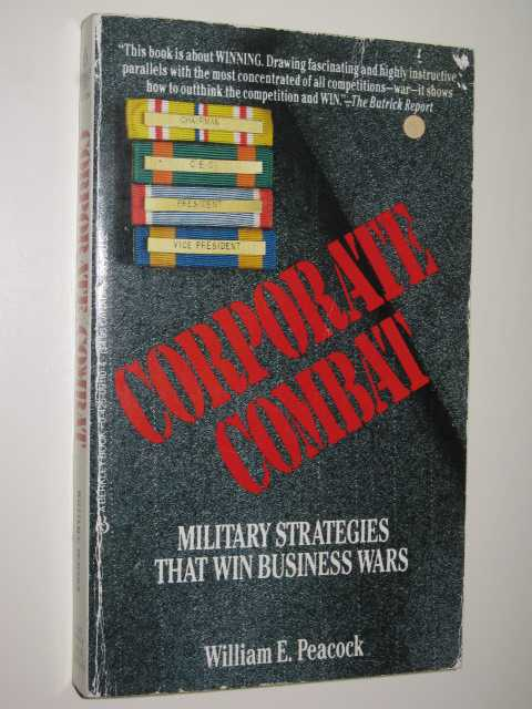 Image for Corporate Combat