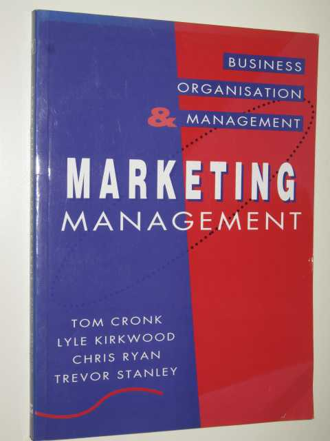 Image for Marketing Management