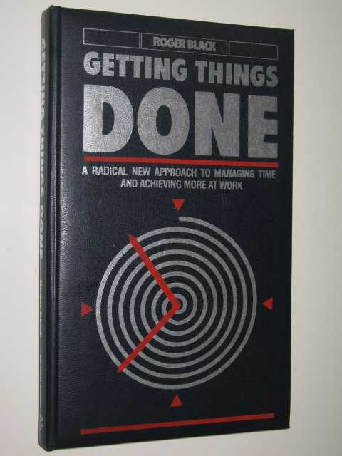 Image for Getting Things Done
