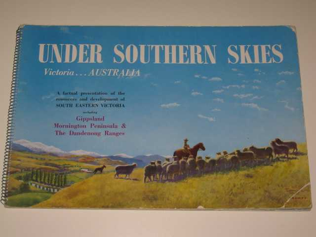 Image for Under Southern Skies : Victoria...Australia