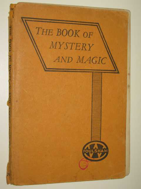 Image for Foulsham's Handbook : The Book Of Mystery & Magic