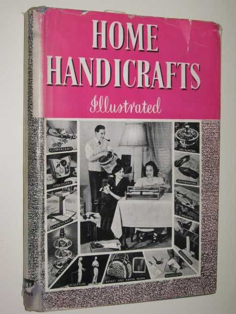 Image for Home Handicrafts Illustrated