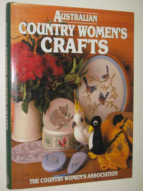 Image for Australian Country Women's Crafts
