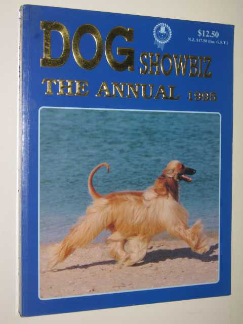Image for Dog Showbiz The Annual 1995