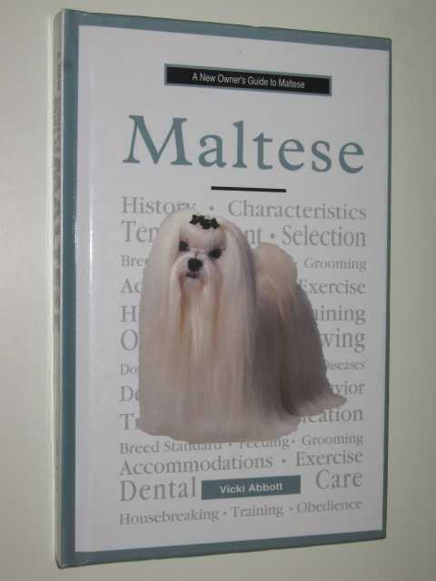 Image for A New Owner's Guide To Maltese