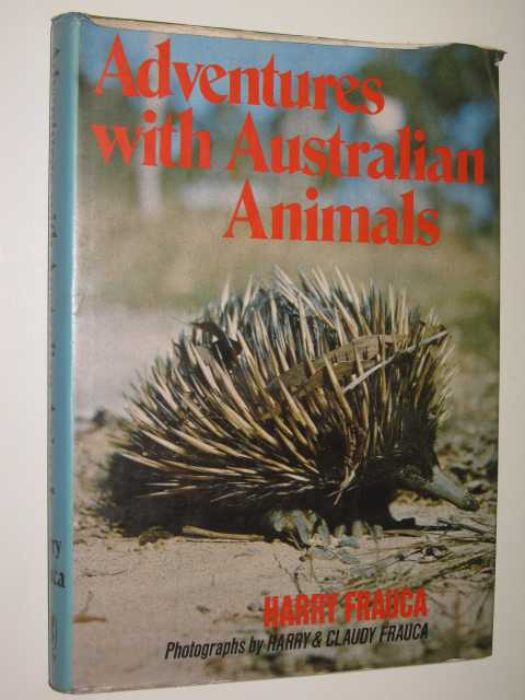 Image for Adventures With Australian Animals