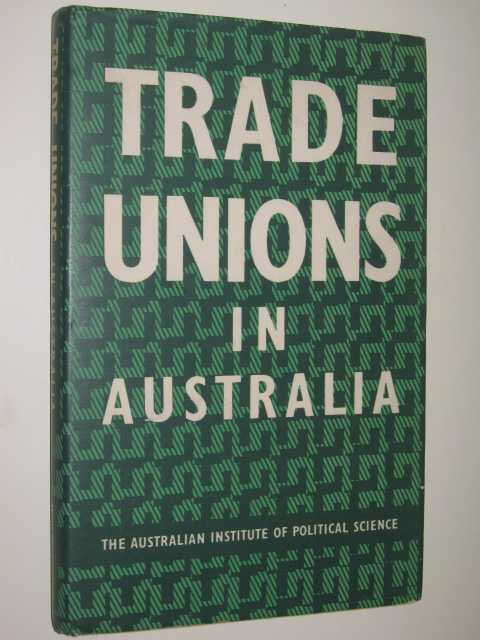 Image for Trade Unions In Australia