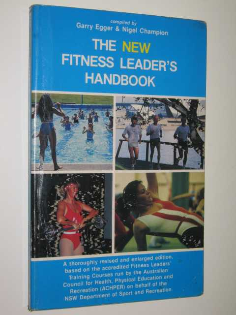 Image for The New Fitness Leader's Handbook