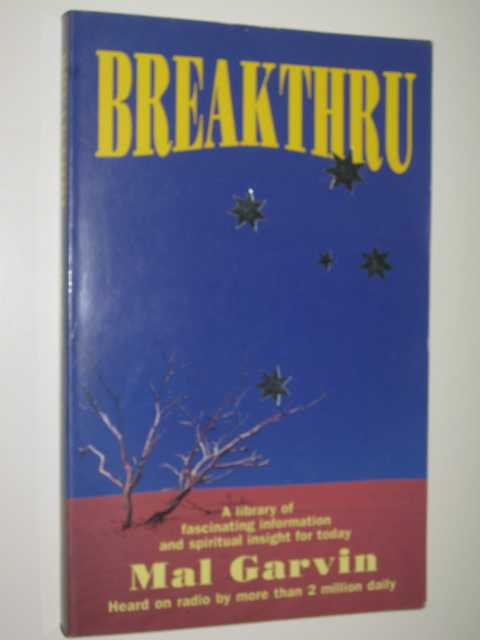 Image for Breakthru : A Library Of Fascinating Information & Spiritual Insight For Today