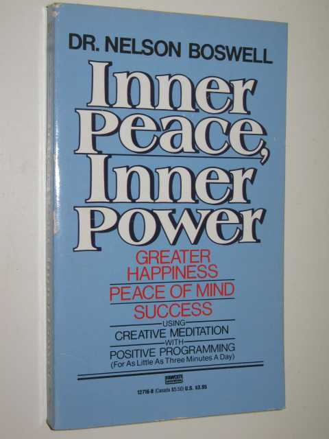 Image for Inner Peace, Inner Power