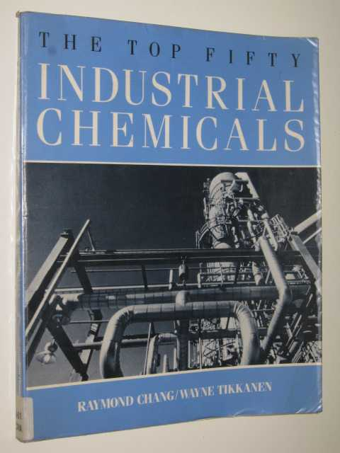 Image for The Top Fifty Industrial Chemicals