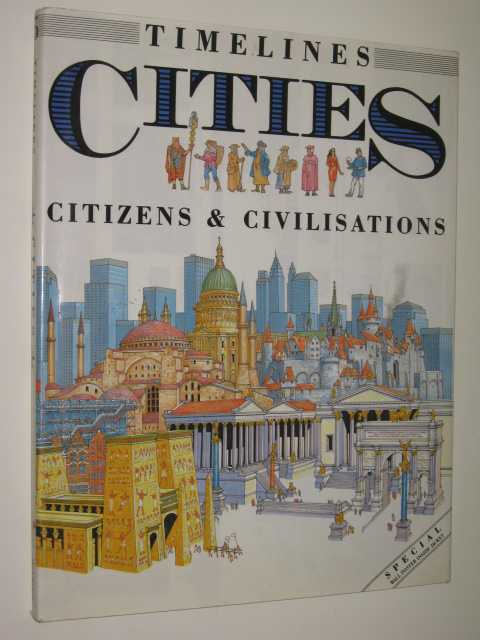 Image for Cities: Citizens & Civilisations - Timelines Series
