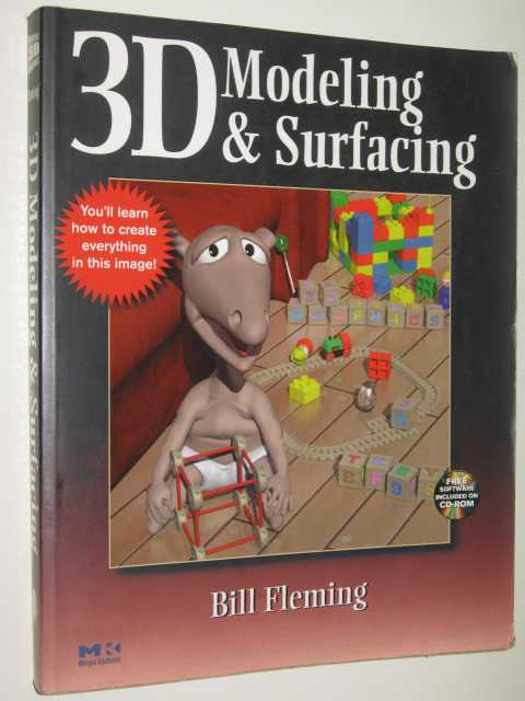Image for 3D Modeling & Surfacing
