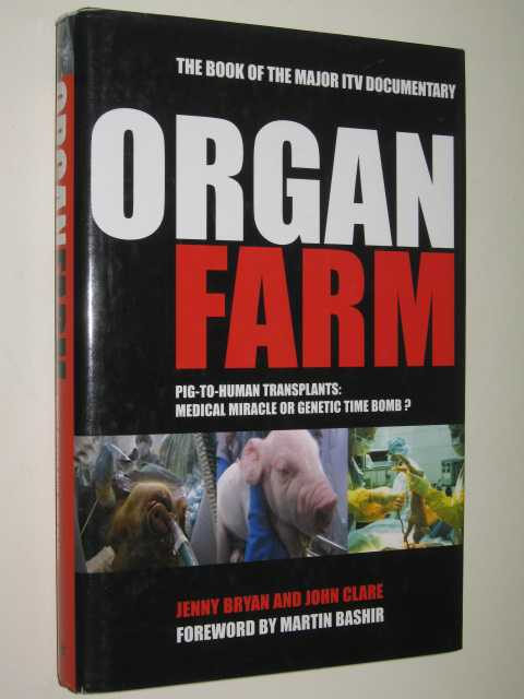 Image for Organ Farm