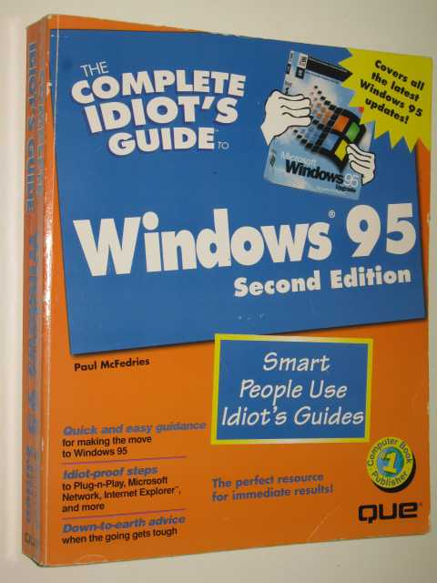 Image for The Complete Idiot's Guide : Windows 95