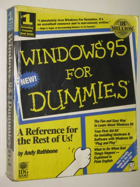 Image for Windows 95 For Dummies