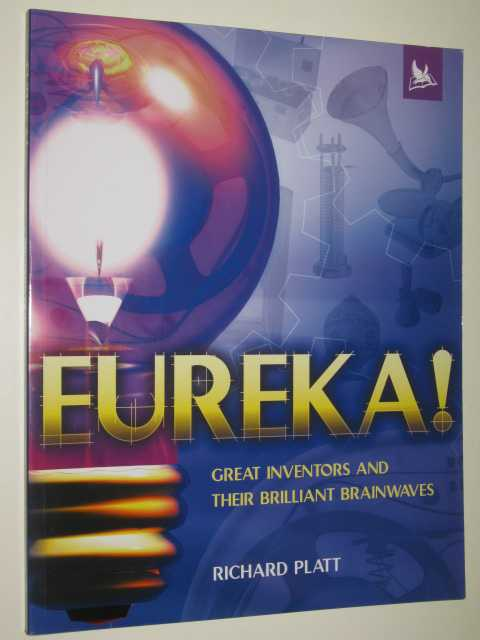 Image for Eureka! Great Inventors Their Brilliant Brainwaves