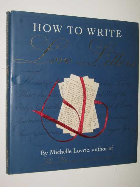 Image for How To Write Love Letters