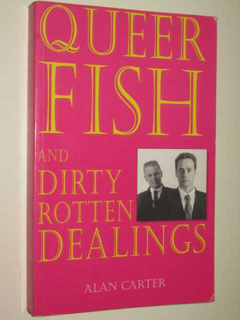 Image for Queer Fish And Dirty Rotten Dealings