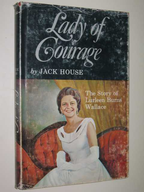 Image for Lady Of Courage : The Story Of Lurleen Burns Wallace