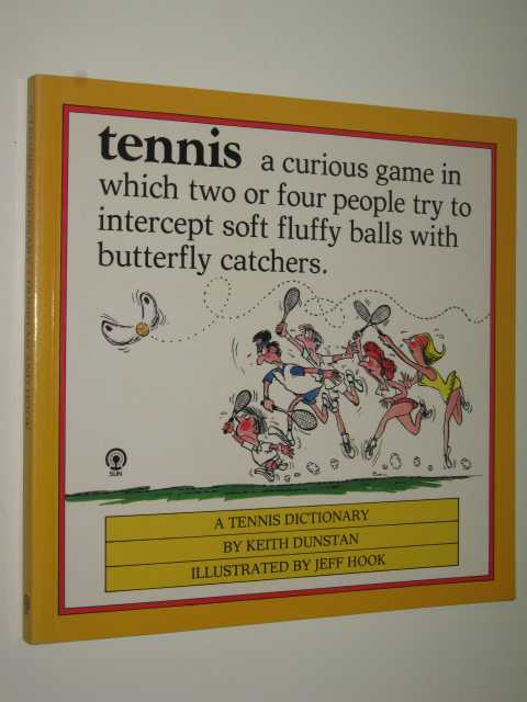 Image for A Tennis Dictionary