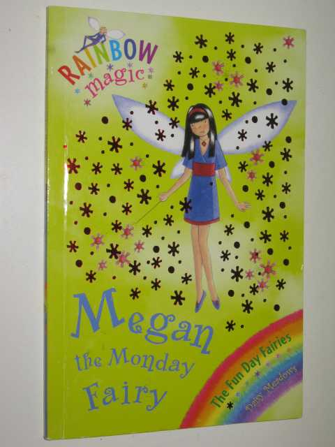 Image for Megan the Monday Fairy - Rainbow Magic Series #36