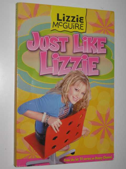 Image for Just Like Lizzie - Lizzie McGuire Series #8