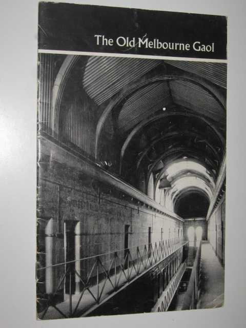 Image for The Old Melbourne Gaol