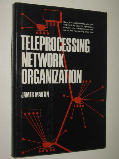 Image for Teleprocessing Network Organization