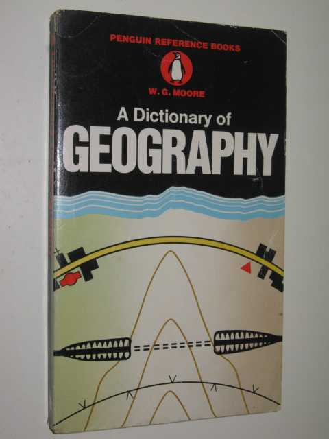 Image for A Dictionary Of Geography