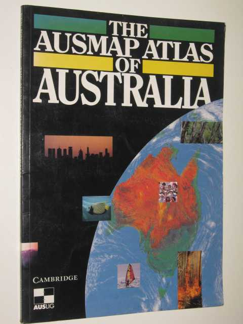 Image for The Ausmap Atlas Of Australia