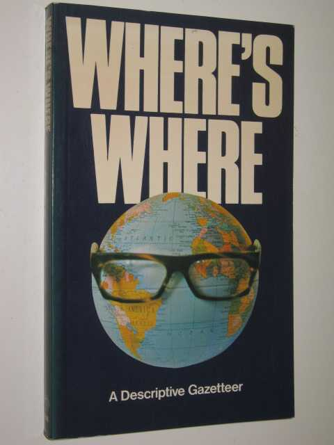 Image for Where's Where