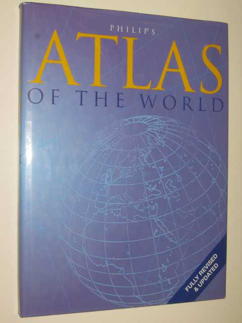 Image for Philip's Atlas Of The World