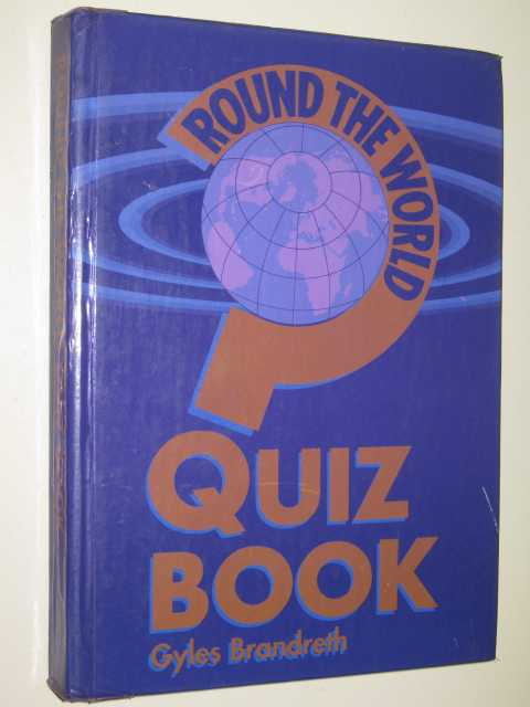 Image for Round The World Quiz Book