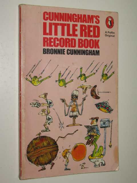 Image for Cunningham's Little Red Record Book