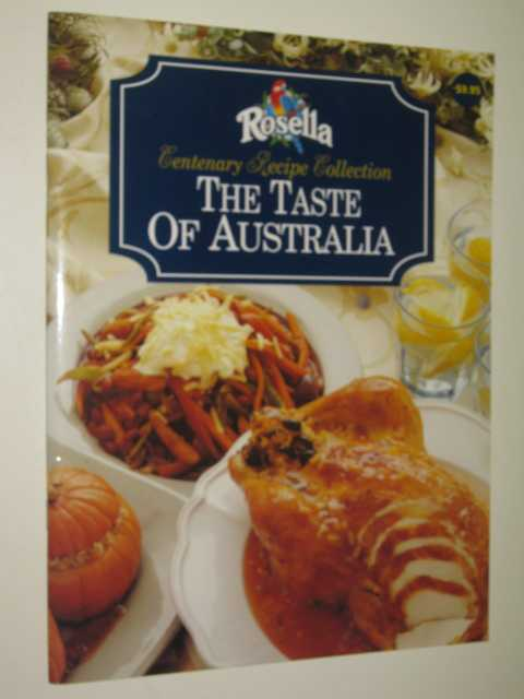 Image for Rosella Centenary Recipe Collection : The Taste Of Australia