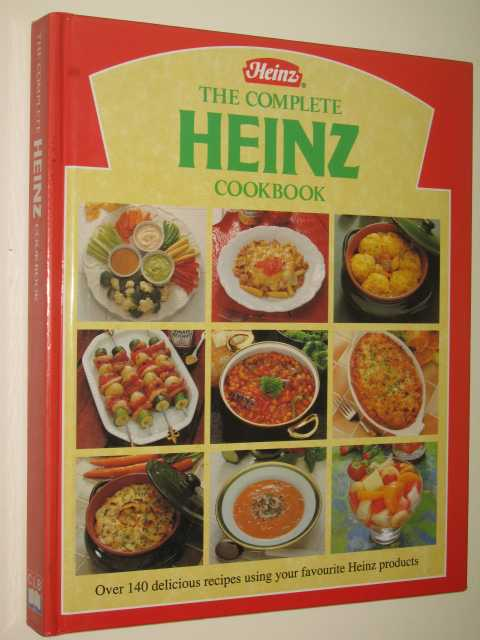 Image for The Complete Heinz Cookbook