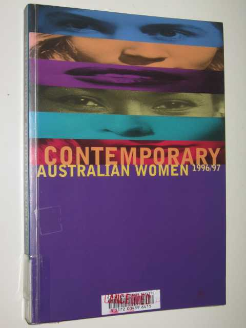 Image for Contemporary Australian Women 1996/97