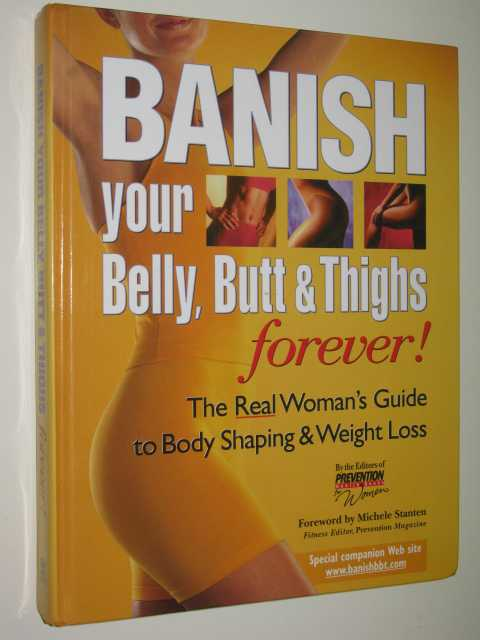 Image for Banish Your Belly, Butt And Thighs