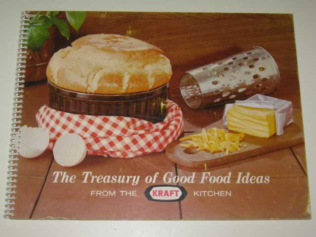 Image for The Treasury Of Good Food Ideas