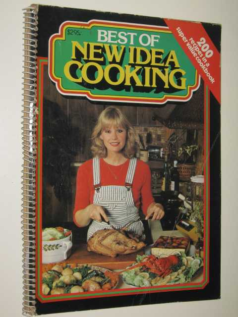 Image for Best Of New Idea Cooking