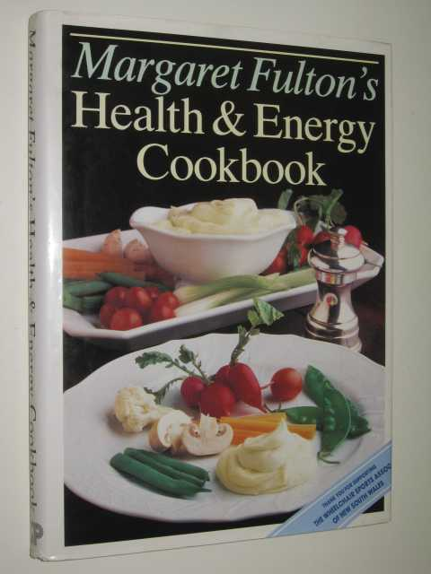 Image for Health and Energy Cookbook