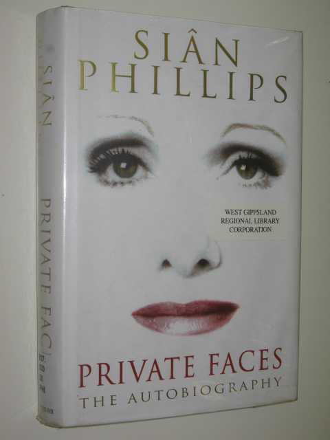 Image for Private Faces : The Autobiography