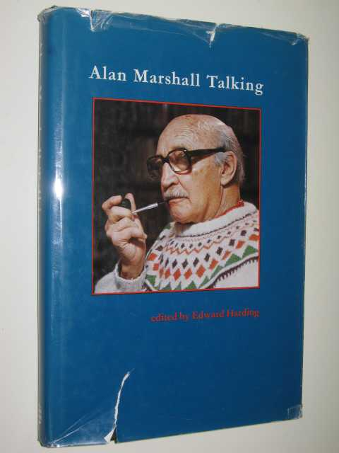 Image for Alan Marshall Talking
